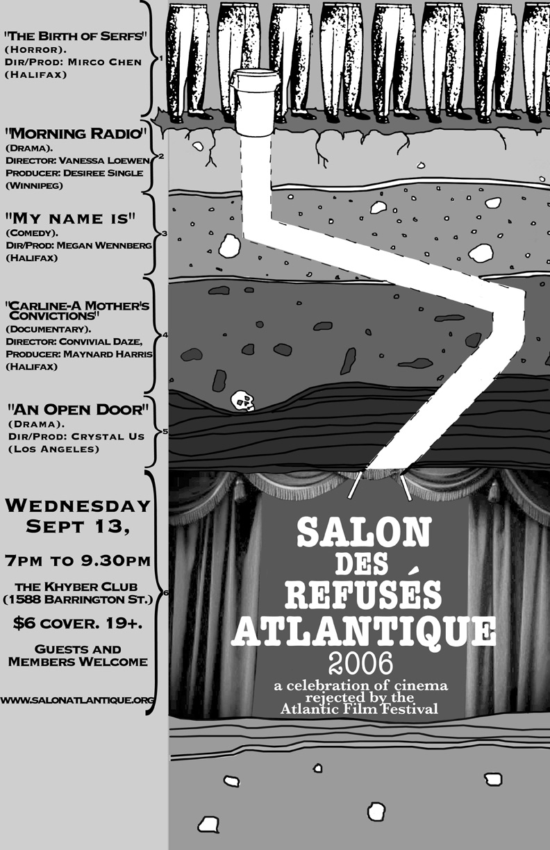 Salon 2006 (poster designed by Annie MacMillan)